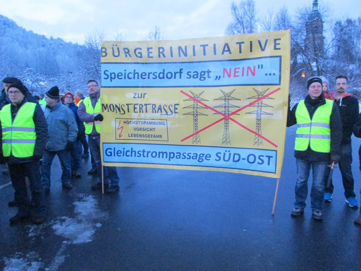 Demo in Pegnitz